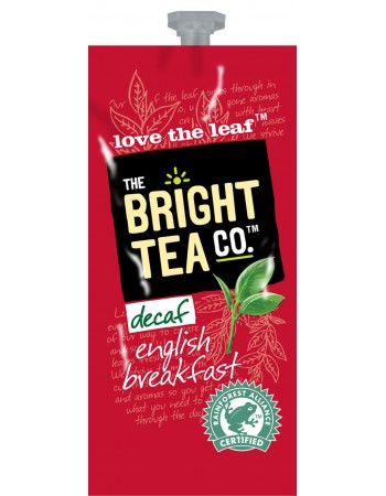 Flavia English Breakfast Decaf TEA