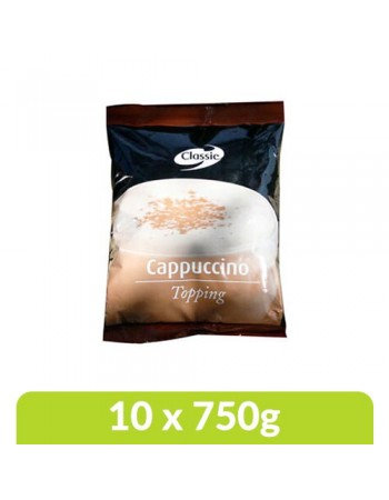 Loose - Classic Cappuccino Topping (1 Box)