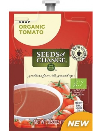 Flavia Soup - Seeds of Change Tomato Soup