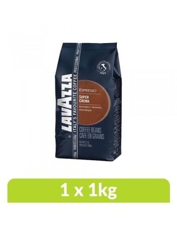Loose - Lavazza Super Crema Coffee Beans (1 Bag)