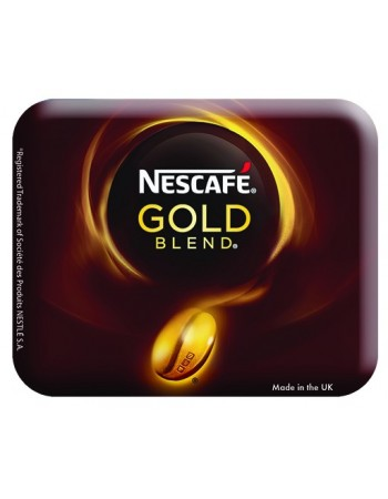 Klix - Nescafe Gold Blend Medium Roast Coffee (White/Sugar) - 9oz