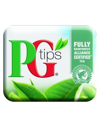 Klix - PG Tips Tea Bag Tea (White/Sugar)