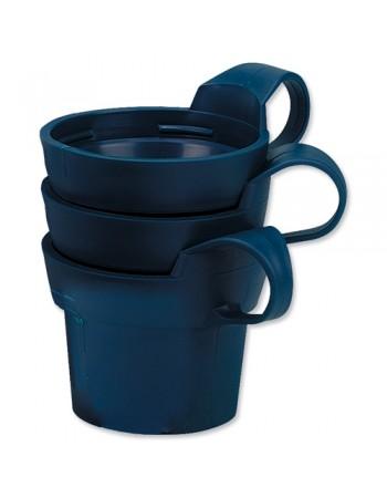 Klix Black Cup Holder