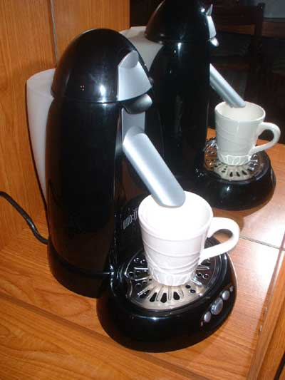 Java Pod Coffee Maker : Vending Specials - Pure Drinks Systems